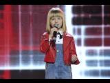 Ярослава Дектярёва со своей первой песней(её музыка)