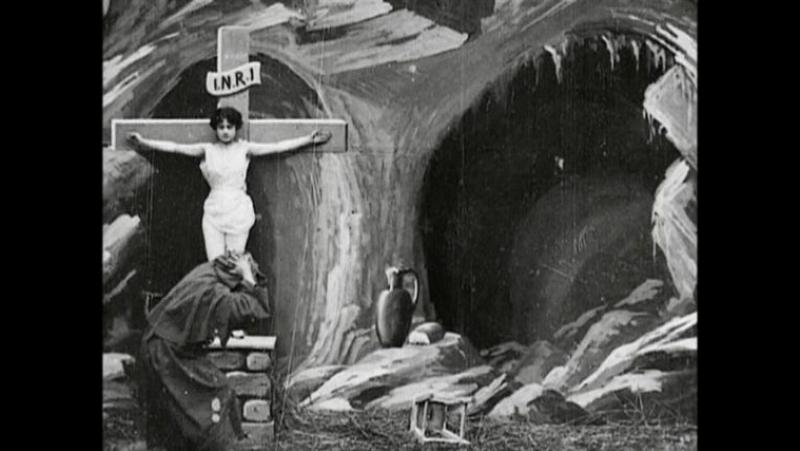 Georges Méliès La Tentation de Saint Antoine 1898
