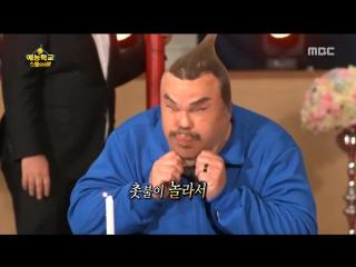 Джэк Блэк в японском шоу (6 sec)