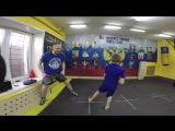 Индивидуальная тренировка с ребенком 10 лет, тренер - Андрей Вязовский