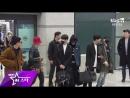 `PRESS` 171123 Аэропорт Инчхон, возвращение в Корею.