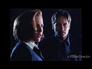 Малдер и Скалли - Инопланетян!! @