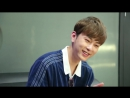 [CLIP] 24.05.2017 JunHyung's Reaction to Kriesha Chu Plz Don't Be Sad Cover