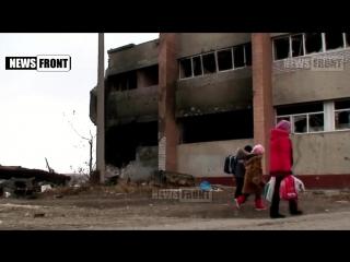 Новороссия Где то там война NewsFront песня