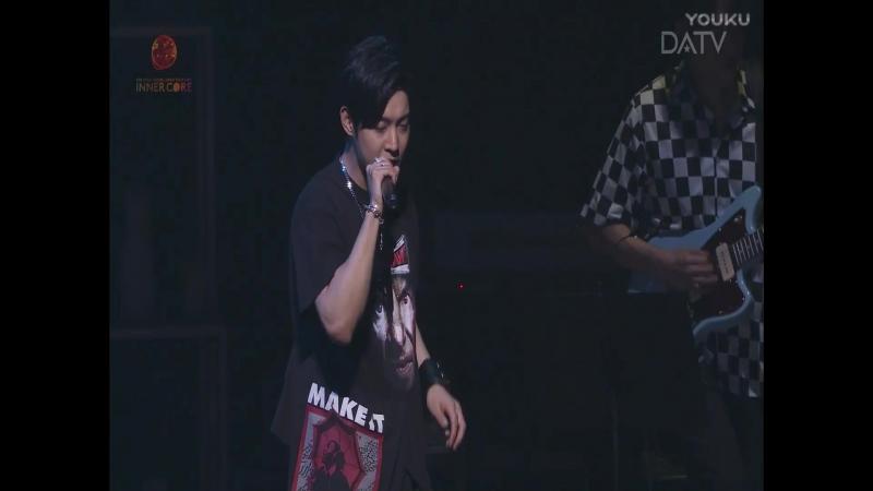 21 Good-ByeLet's Party DATV kim hyun joong Inner Core Japan Tour Concert 23/09/2017
