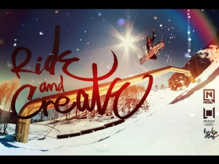 Ride & Create: Full Movie | 2016