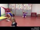 Тренировка. Вы просто себе представить не можете на сколько это круто тренировать таких детей.