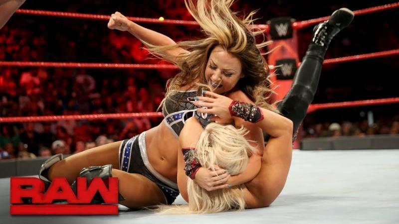 [WWE QTV]Мандей Найт[Raw]☆[Alexa Bliss ⁄ Emma Returns ⁄ Nia Jax vs Sasha Banks Mickie James Dana Brooke]]12 June 2017]720]
