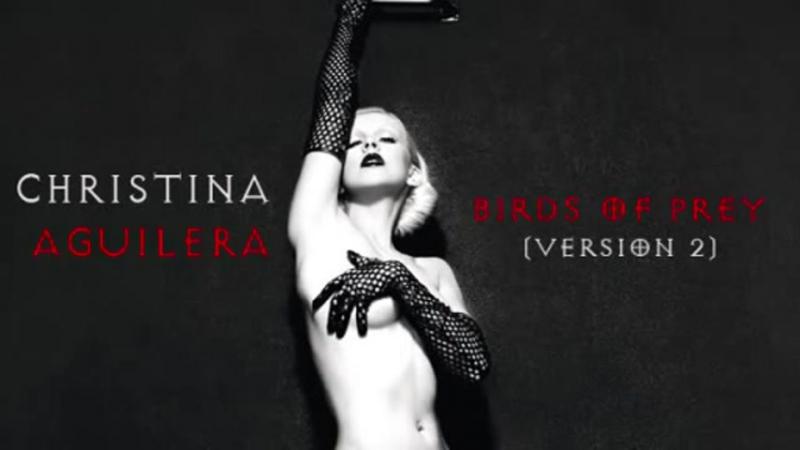 Christina Aguilera Birds Of Prey (Rare Version)