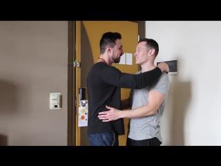 Davey wavey: gay porn vs. real life