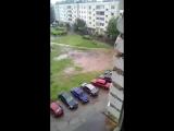 эх дождь льёт и льёт