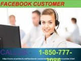 Is Facebook Customer Service the most secure way to fix issues? 1-850-777-3086