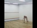Сквош от гимнастки