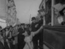 Сцена погони из фильма Две жизни (1961)