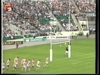 Bath v Wigan Clash of the Codes - May 1996 (Rugby Union Match)