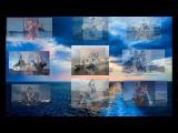 THE SOULS OF THE SHIPS (in World of Warships) updated version