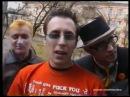 Тусовка у Зиг Зага съемки клипа Рок, 2001г