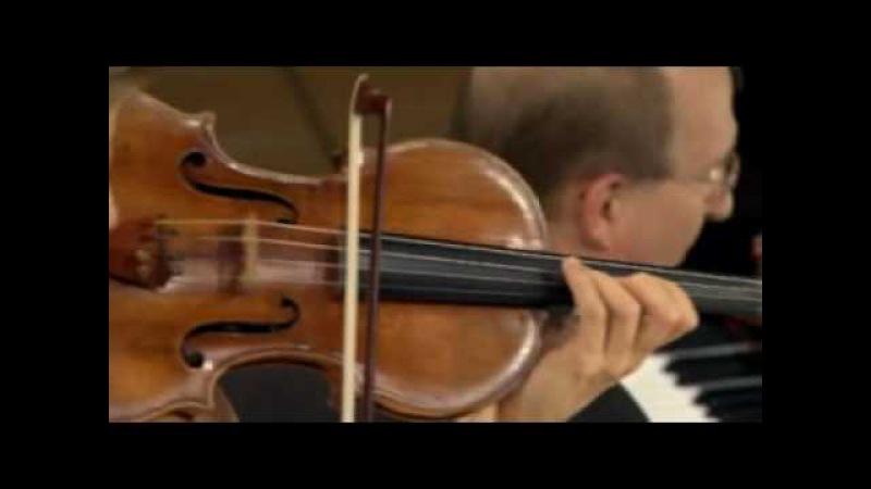 Anne-Sophie Mutter Mozart Violin Piano Sonata No. 28 in E flat major K380 II.-Andante con moto