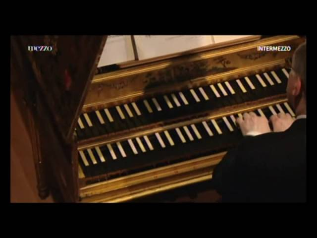 Mezzo - J.S. Bach, BWV 903, Chromatic Fantasia and Fugue - Davitt Moroney - Cite de la Musique