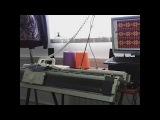 Вязание пресса на компьютерной вязальной машине Сильвер