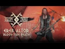 "EREB ALTOR ""Blood Fire Death live at KILKIM ŽAIBU 17"