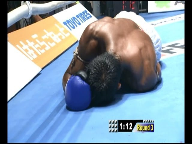 Buakaw KO'd by Sato Biggest Upset in K 1 History