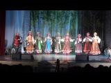 Ведущий творческий коллектив города Москвы народный фольклорный ансамбль
