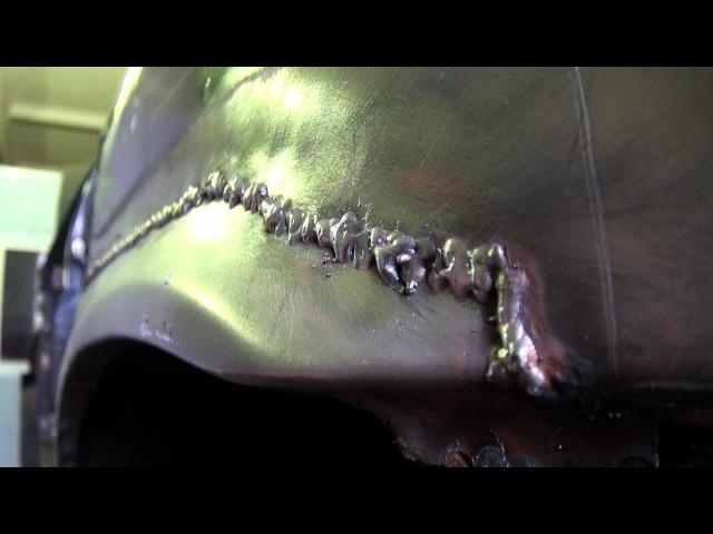 Как отремонтировать ржавый ВАЗ за копейки
