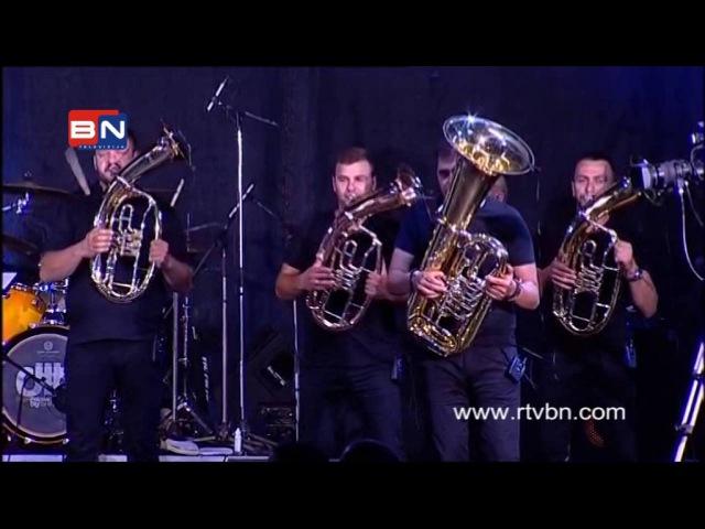Dejan Petrovic i Big Band - (Live) - Bijeljina 08.08.2016 - (BN televizija 2016)