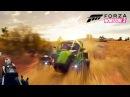 Алинка покоряет Эверест на багги Forza Horizon 3