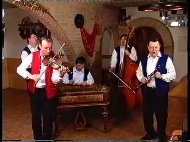 Cimbálová muzika Moravia - Číže sú to koně ve dvore