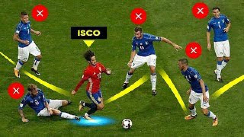 Isco Alarcón Destroying / Humiliating Everyone HD