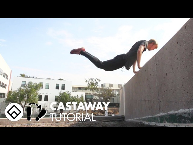 No Warm Up Cast Away | Parkour Tutorial with Alfred Scott