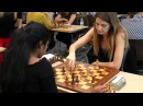 Highlights | European Women's Blitz Chess Championship | Monaco 2017