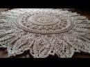Часть 3 ВЯЗАНЫЙ КОВЕР 13 18 ряд МК мастер класс Crochet rug
