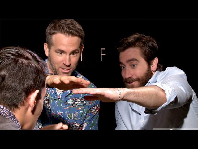 UNCENSORED MAGIC: Ryan Reynolds Jake Gyllenhaal Freak Out! | Daniel Fernandez