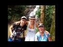 Маруся Квест в Таиланде. Водопад Кату на острове Пхукет.