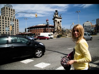 БАРСЕЛОНА город. Barcelona city 2014
