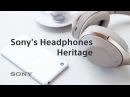 Sony's Eric on Audio Tech: Sony's headphones heritage