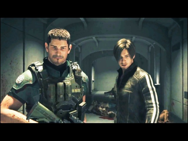 Resident Evil Vendetta「AMV」- [ All I Want To Be ]