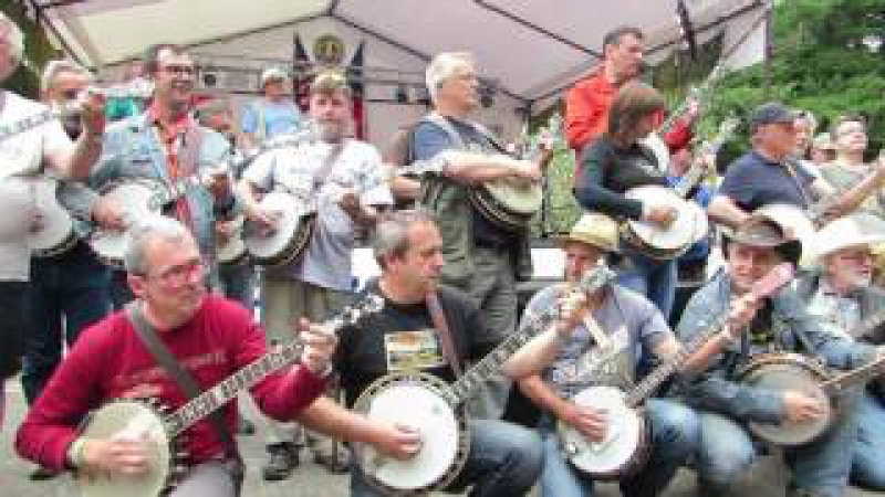 Banjo Jamboree 2017 / Čáslav - Czech Republic / June the 16th to 17th