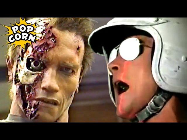 Терминатор 2 3D: Как снимали Т2: Судный день / Спецэффекты Терминатор 2 от ILM и Стэна ...