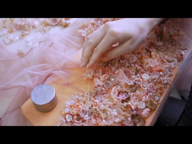 ULYANA SERGEENKO COUTURE the making of the Fall Winter 2017 2018 Couture collection