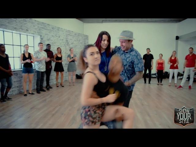 🎥 Urban Kizomba Coop - Show Your Style 16 - Full Video