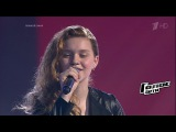 Елизавета Качурак. Песня победителя. «Любовь— волшебная страна». Голос.Дети-4