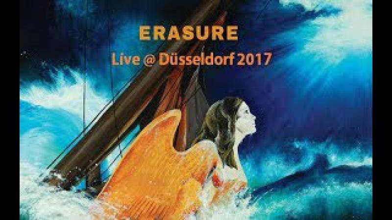 Erasure live @ Esprit Arena Düsseldorf - Full Show - Robbie Williams Support 28.06.2017