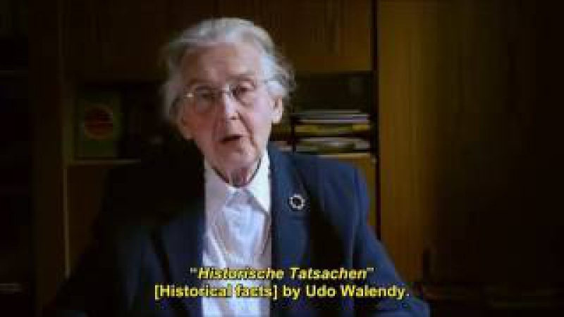 Ursula Haverbeck The Hooton Plan And The Migrant Crisis