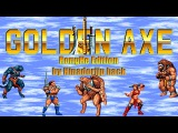 Golden Axe III RongHe Edition by Hinadorijp hack (Sega Mega DriveGenesis)