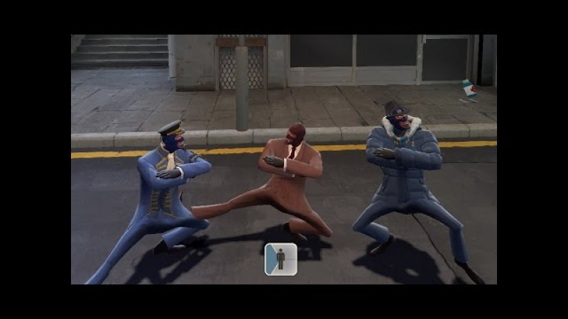 Team Fortress 2- Нуб играет Шпионом- Самая весёлая игра