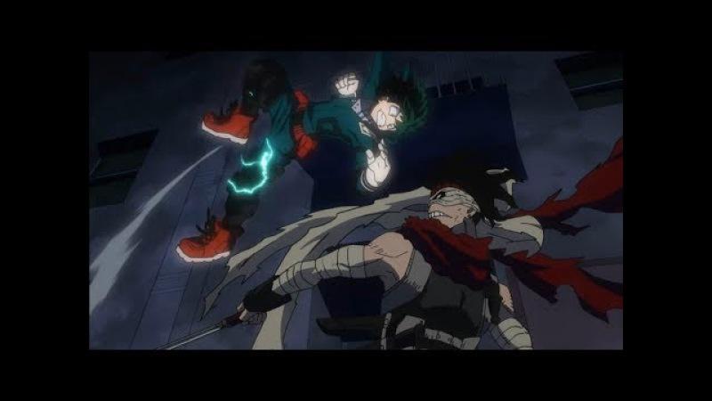 Midoriya Todoroki vs Stain Boku no Hero Academia Season 2「 AMV 」Whispers In My Head